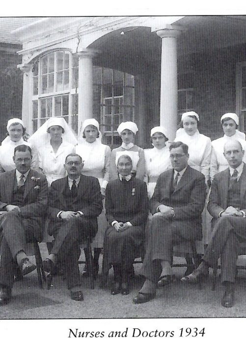 Nurses and Doctors 1934