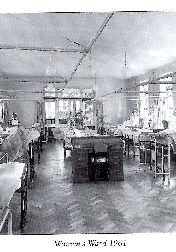 Women's Ward 1961